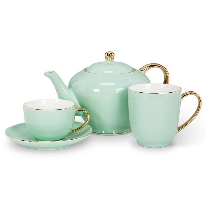 Abbot Collection Mint Green set